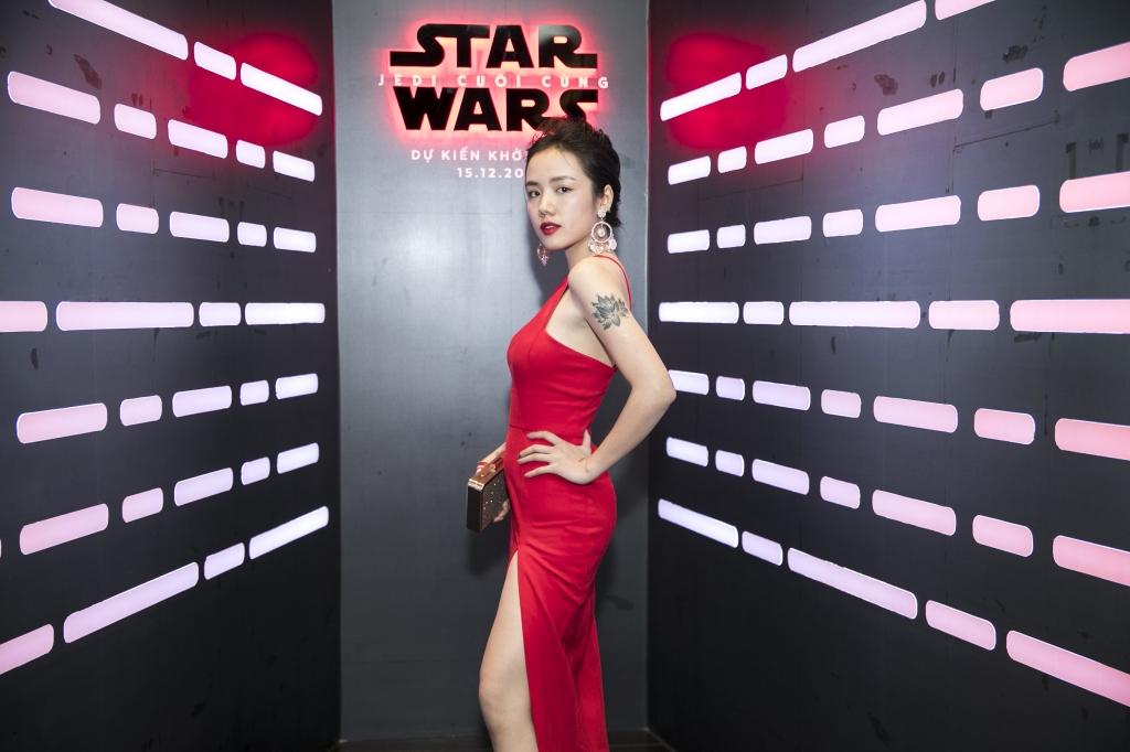 dan sao viet nhuom do star wars party lan dau to chuc tai viet nam