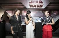 Dàn sao Việt 'nhuộm đỏ' Star Wars Party lần đầu tổ chức tại Việt Nam