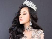 Hoa hậu đại sứ nhân ái Phan Thuyền qua đời, bạn bè khóc không thành tiếng