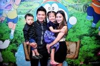 Con trai nhạc sĩ Nguyễn Văn Chung khiến dân tình được phen 'tốn khăn giấy'