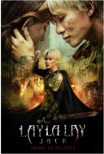 Jack bất ngờ tung poster MV mới, người hâm mộ 'ngã ngửa'