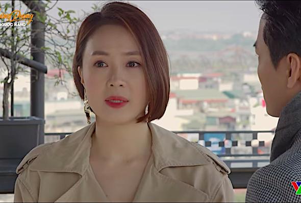 'Hướng dương ngược nắng' tập 53: Ông Quân tỏ tình với bà Bạch Cúc, Kiên tìm cách níu kéo Châu