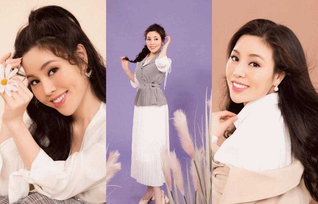 Á hậu Nishikawa Phạm Hương khoe nhan sắc mặn mà trong loạt ảnh mới