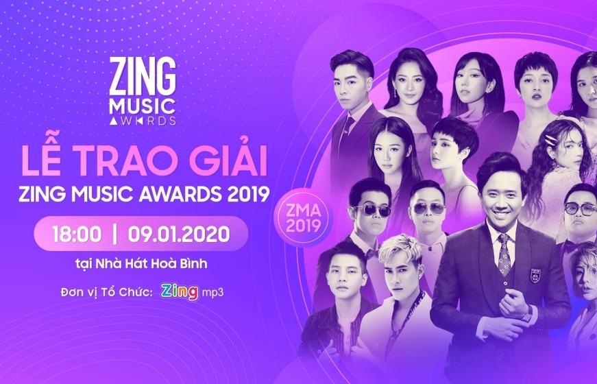 san khau zing music awards 2019 moi tiet muc nhu mot mv ca nhac
