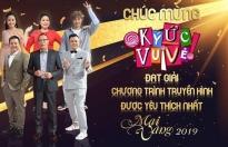 Tiếp nối thành công của VTV Awards, 'Kí ức vui vẻ' tiếp tục rinh giải 'Mai Vàng 2019'