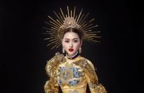 Tường San là đại diện Việt Nam đầu tiên giành giải quốc phục đẹp nhất tại 'Miss International'