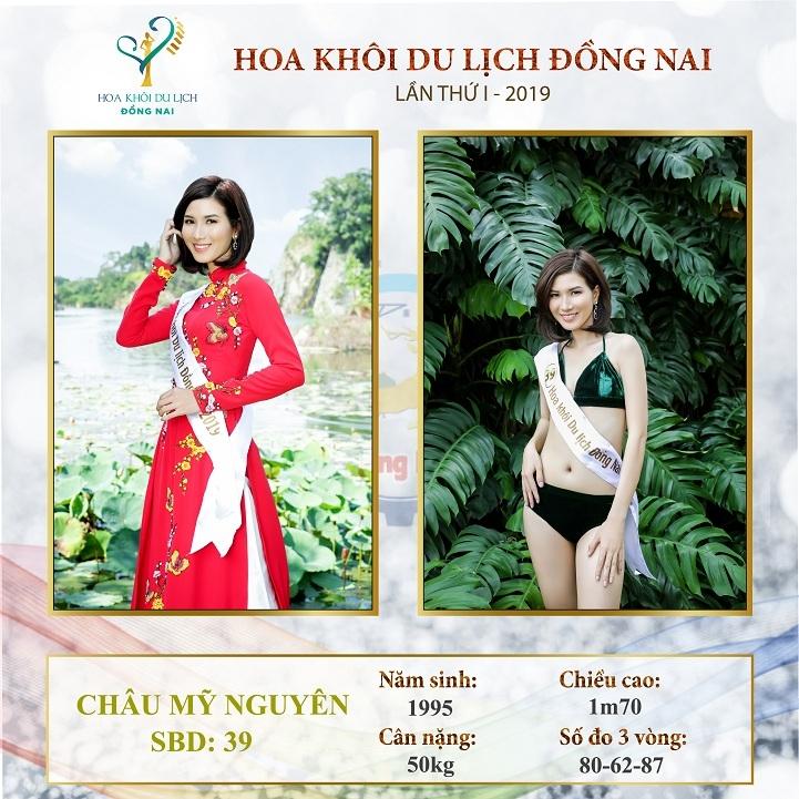 ve dep dac trung dong nam bo cua top 23 hoa khoi du lich dong nai 2019 truoc them chung ket