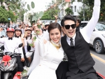 Màn thách cưới 'cực độc': nhà Đông Nhi bắt Ông Cao Thắng ăn tô chanh trước khi rước dâu