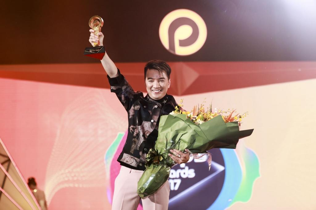 le trao giai pops awards 2017 truong giang xuat sac nhan giai thuong kenh hai cua nam