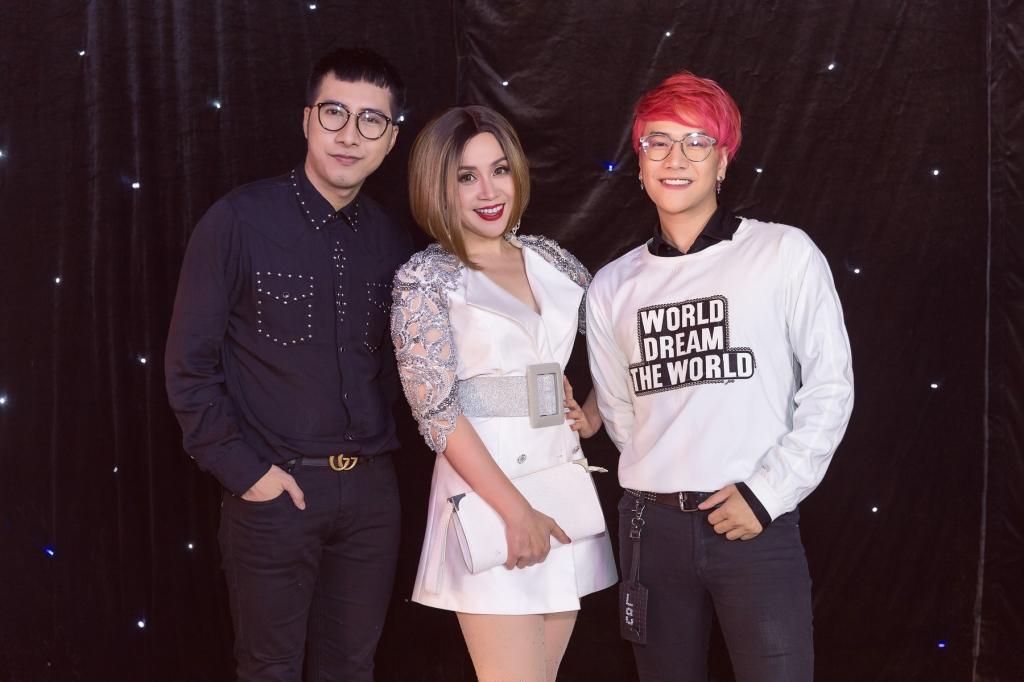 gap tai nan tong xe luu thien huong xuat hien day ca tinh tai zing music awards 2017