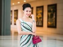 Mặc thời tiết lạnh 9 độ, diễn viên Hồng Diễm diện váy xẻ cao khoe dáng tại sự kiện