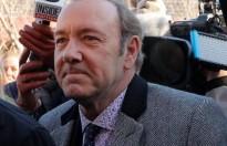Diễn viên Kevin Spacey ra tòa