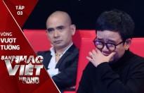 Phương Uyên bị cô lập trong tập 3 'Ban nhạc Việt'