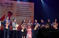 Live concert 'Đánh thức tầm xuân' của nhạc sĩ Dương Thụ tại Hà Hội thành công rực rỡ