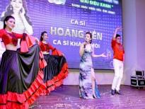 Ca sĩ - Á hậu Hoàng Yến tăng tốc đón xuân bằng hàng loạt sự kiện