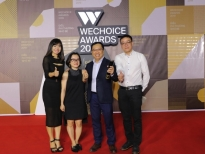 vuot hang loat show truyen hinh dinh dam sieu tri tue viet nam nhan giai tv show cua nam tai wechoice awards 2019