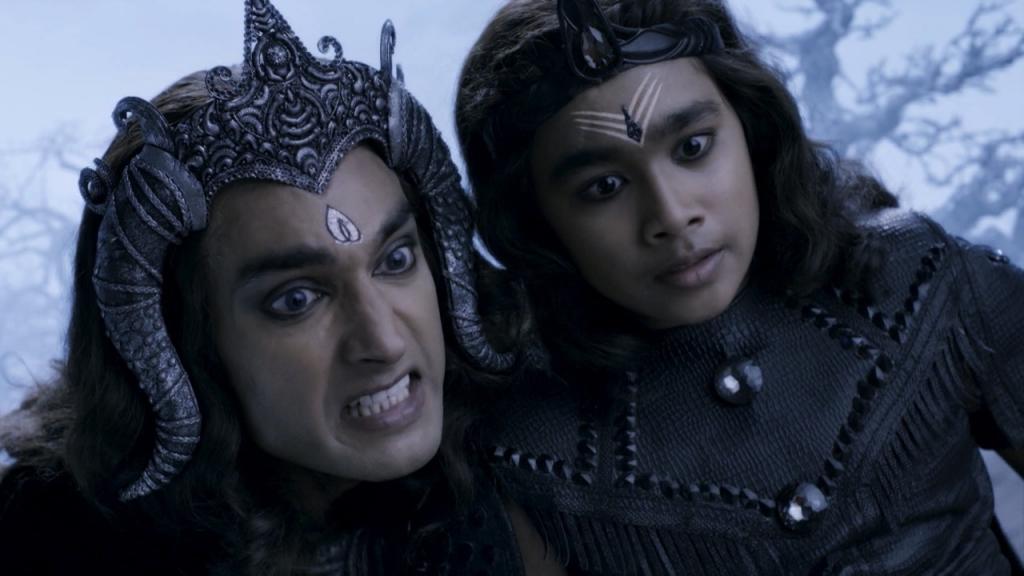 'Cuộc chiến của các vị thần': Tuổi thơ đầy bất hạnh của thần công lý Shani