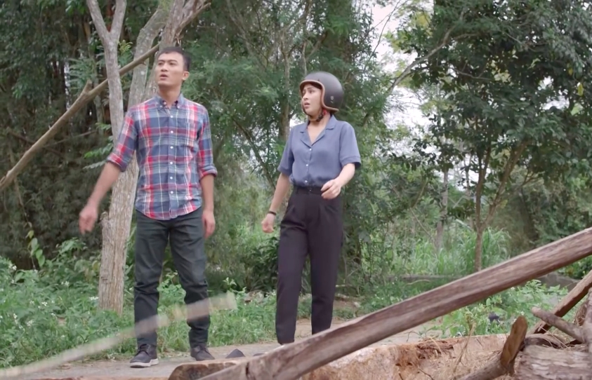 'Hướng dương ngược nắng' tập 11: Người yêu Minh mới ra tù, Châu khước từ lời đề nghị của ông nội