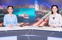 MC Diễm Trang trở lại bản tin Toàn cảnh 24h sau 9 tháng kẹt dịch