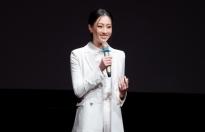 Diễn thuyết bằng tiếng Anh, Lương Thùy Linh kể về ước mơ trở thành người mẫu Victoria's Secret