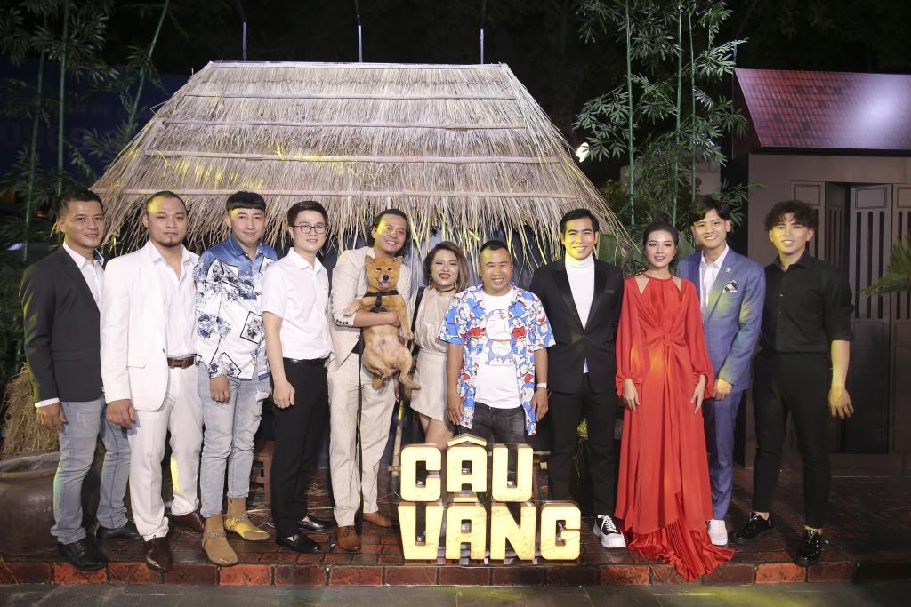 Dàn sao Việt đình đám showbiz hội tụ trong buổi công chiếu phim 'Cậu Vàng' ở Thành phố Hồ Chí Minh