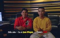 Jun Phạm lần đầu hợp tác cùng rapper LoR của Rap Việt hát nhạc phim 'Số độc đắc'