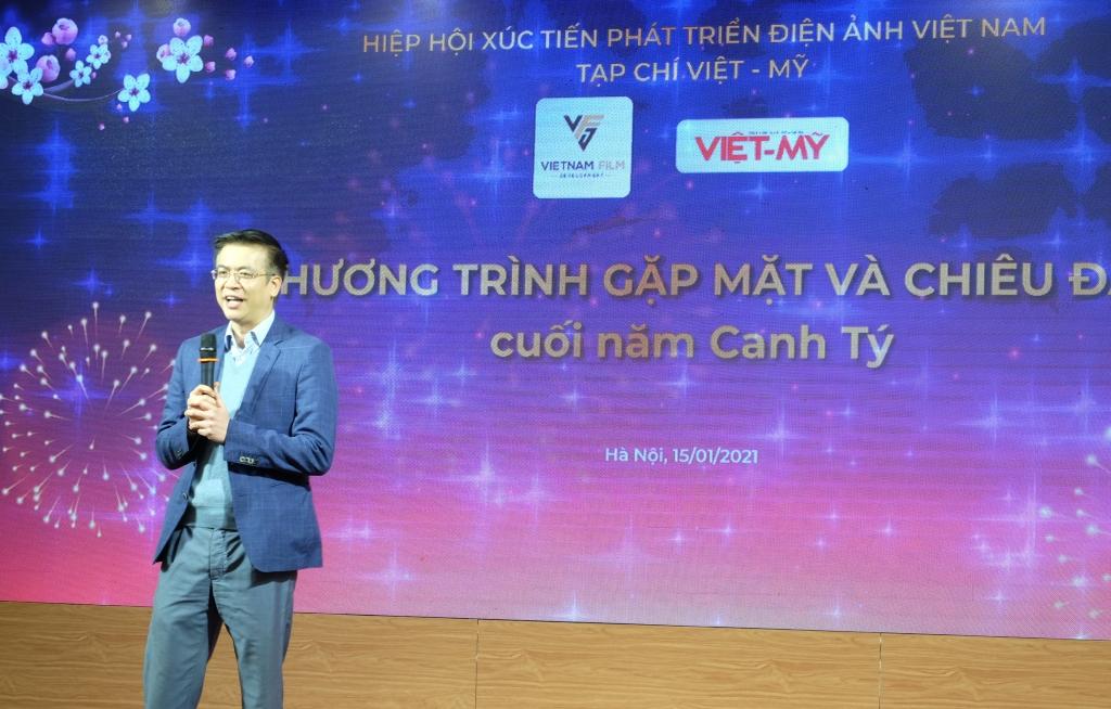 Hiệp hội Xúc tiến Phát triển Điện ảnh Việt Nam gặp mặt hội viên: Thân mật, đầy xúc động
