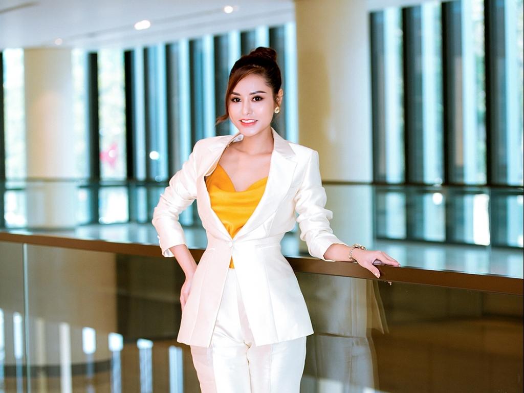 Hoa hậu Di Khả Hân: Vị trí mới vừa là áp lực, vừa là thử thách dành cho tôi