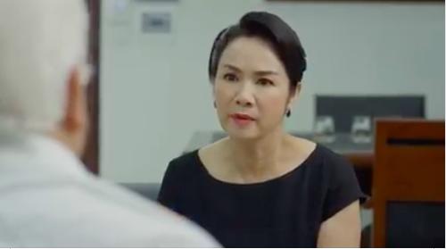 'Hướng dương ngược nắng' tập 17: Minh, Trí gặp biến, bà Bạch Cúc tuyên chiến với bố chồng