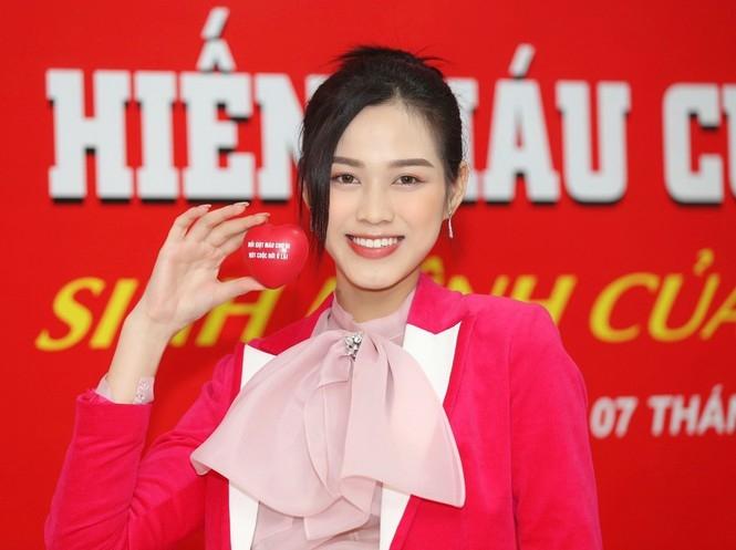 Hoa hậu Đỗ Hà trở thành đại sứ Hội Chữ thập đỏ Việt Nam