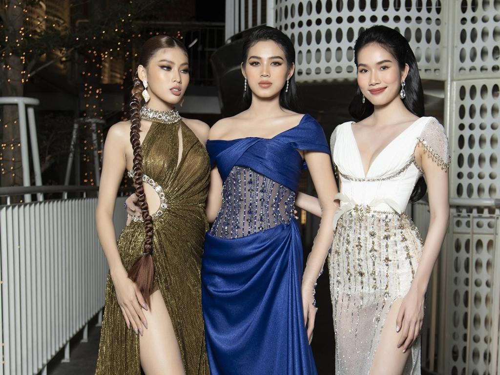 Top 3 'Hoa hậu Việt Nam 2020' nhan sắc thăng hạng vượt bậc