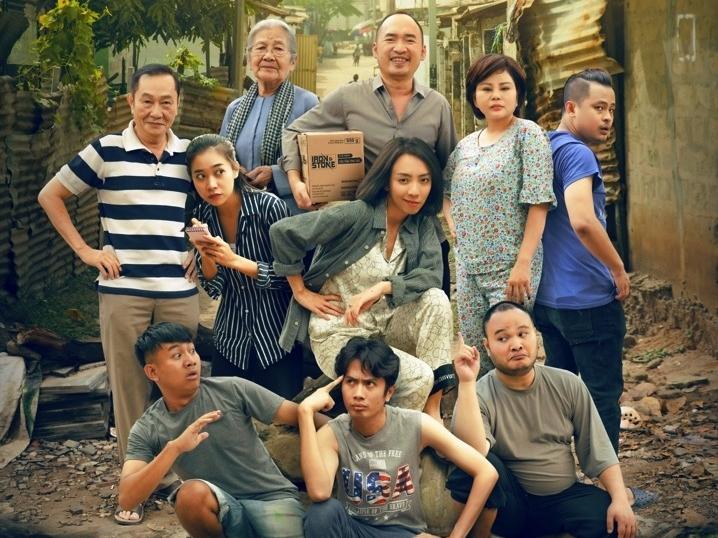 'Chuyện xóm tui' trở lại, Thu Trang - Tiến Luật mời NSƯT Phi Điểu tham gia