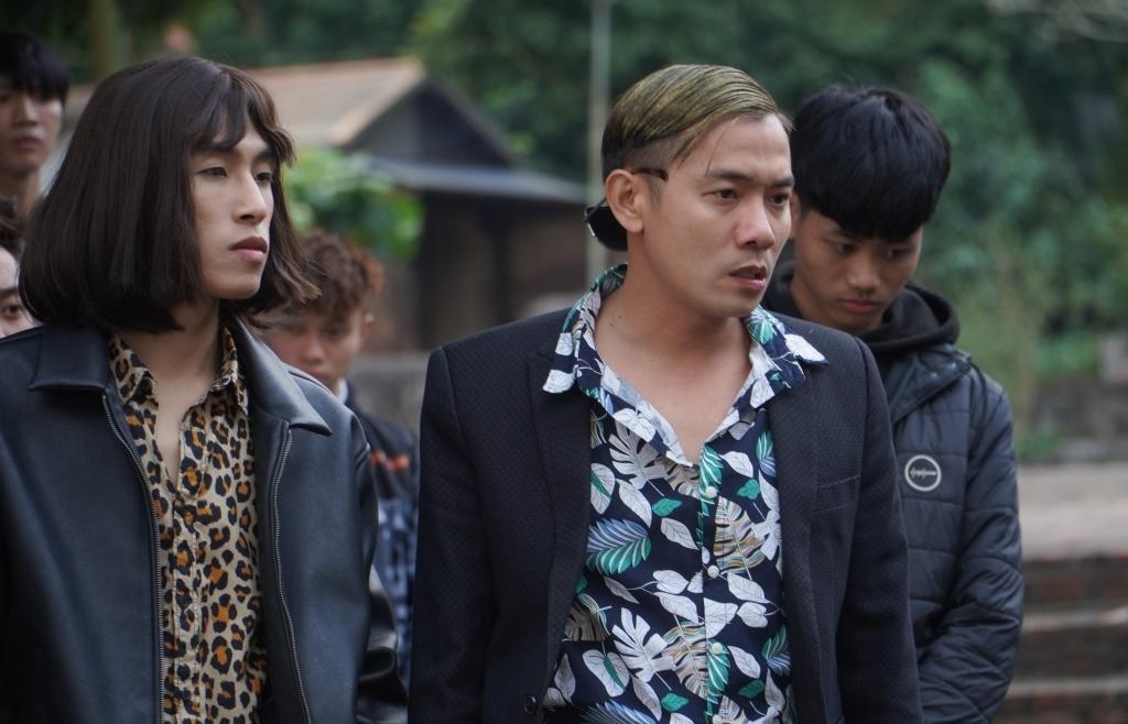 Web drama hài Tết 'Hiệp sĩ làng': Chuyện về những thanh niên chuyên 'ăn cơm nhà vác tù và hàng tổng'