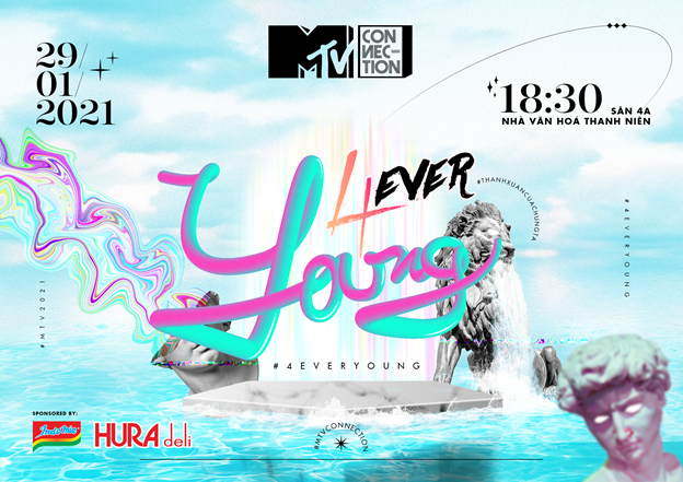 Sắp diễn ra: Đại nhạc hội MTV Connection với dàn line-up cực đỉnh
