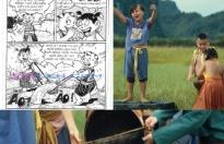 'Trạng Tí phiêu lưu ký' tiếp tục bị lên án khi ban đầu chê nguyên tác nhưng trailer quảng bá thì bắt chước không sai nửa chi tiết