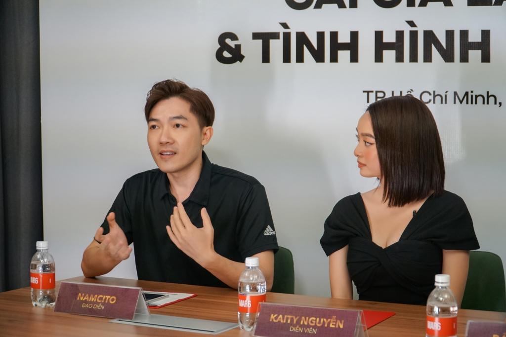 Cặp đôi đạo diễn Bảo Nhân & Nam Cito tuyên bố 'Gái già lắm chiêu V' sẽ vẫn ra mắt Mùng 1 Tết Tân Sửu