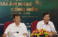 cong bo danh sach de cu giai am nhac cong hien lan 13 2018