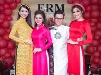 Những nhan sắc thành danh từ ERM Việt Nam khoe sắc xuân