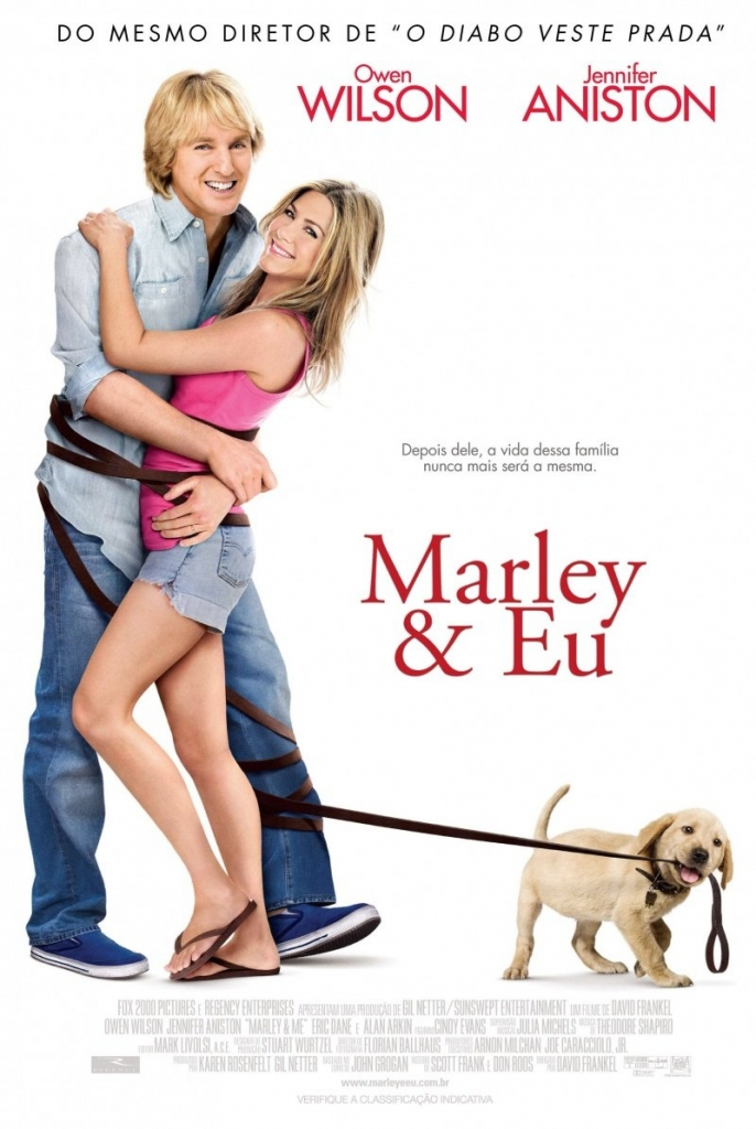 marley and me moi gia dinh deu muon co mot marley