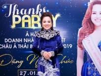 tan a hau 1 hoa hau doanh nhan nguoi viet chau a thai binh duong 2019 dang ngoc chuc to chuc tiec tri an cuoi nam