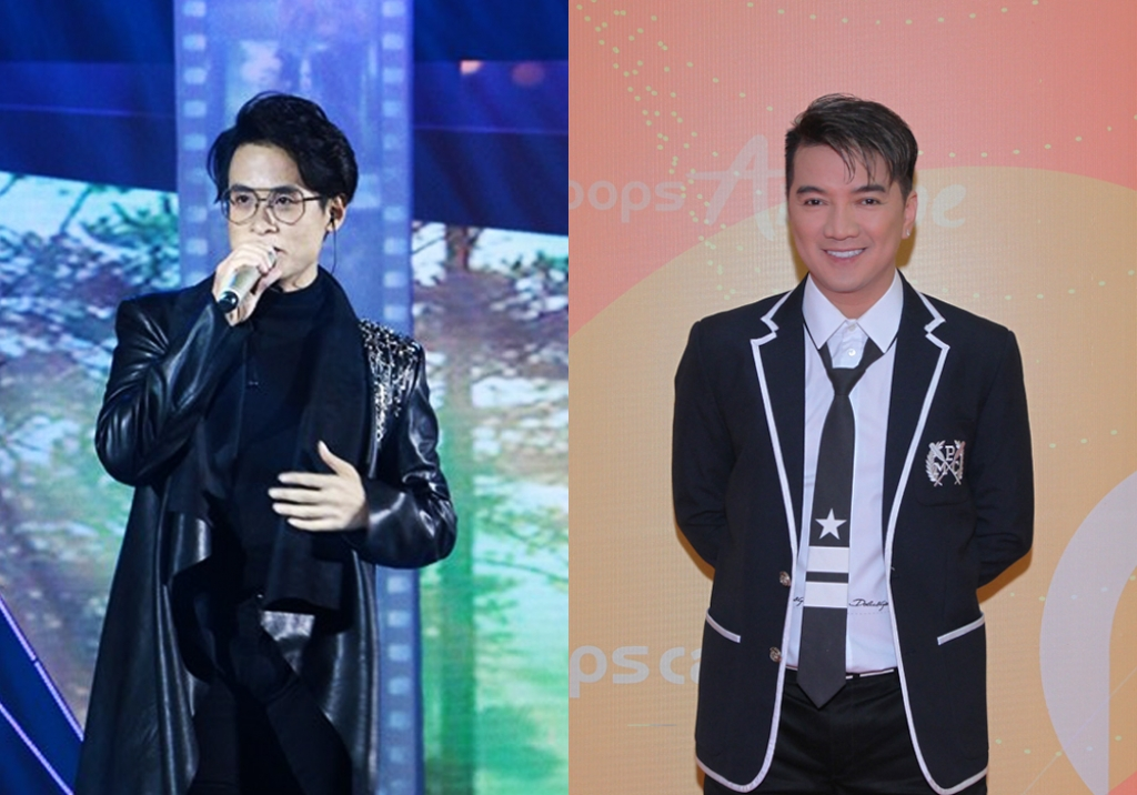 dam vinh hung ha anh tuan tro lai day an tuong voi pops awards