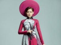 18 thí sinh tài năng nhất 'Miss UEF 2019' tỏa sáng trong bộ sưu tập áo dài của NTK Việt Hùng