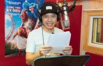 Theo chân Thái Hòa vào studio lồng tiếng cho bom tấn hoạt hình 'Công viên kỳ diệu'