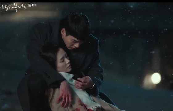 ha canh noi anh tap 13 den luot son ye jin hung dan cho hyun bin cap doi nguoi thu 3 se co happy ending