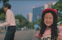 'Nắng 3' tung clip 'siêu ngầu' của cặp cha con Kiều Minh Tuấn và bé Ngân Chi