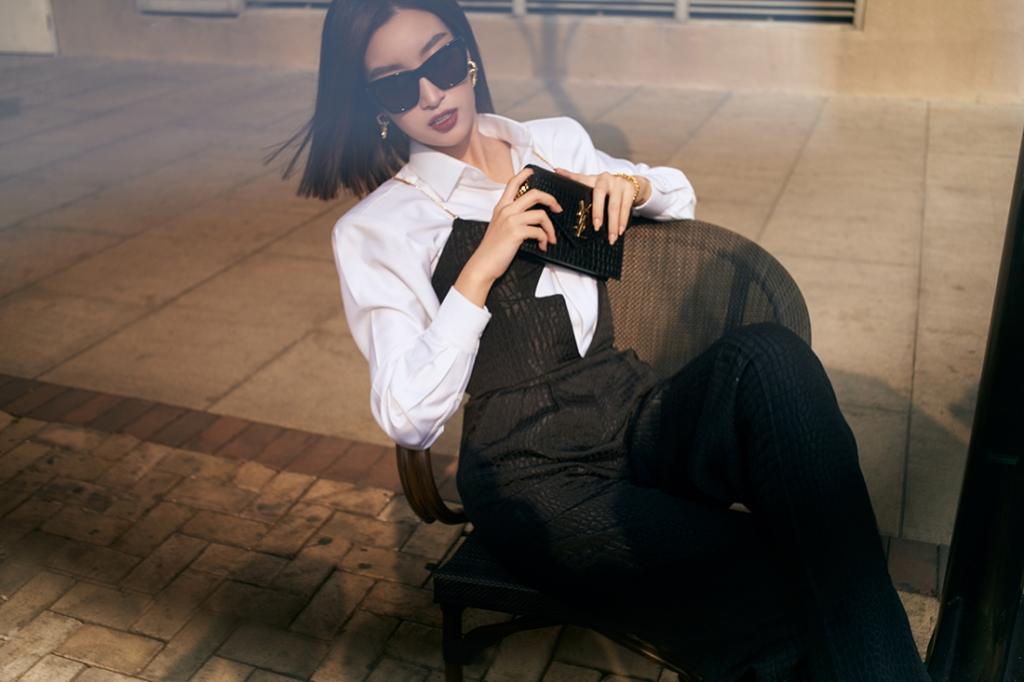 chiem nguong goc mat high fashion cua do my linh