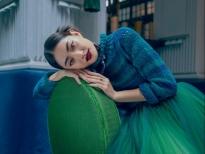 Lương Thùy Linh tung bộ ảnh chứng minh đẳng cấp 'nàng Hoa hậu đa phong cách'