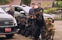 'Sinh tử' tập 73: Bị công an và đàn em Mai Hồng Vũ truy bắt, Lê Hoàng 'chạy đâu cho tắt nắng'