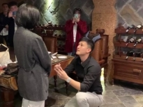 Huỳnh Anh tiết lộ lý do cầu hôn bạn gái Bạch Lan Phương