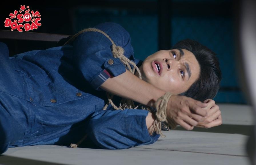 'Số độc đắc' tập 8: Jun Phạm bị bắt cóc, suýt mất 2 tỷ